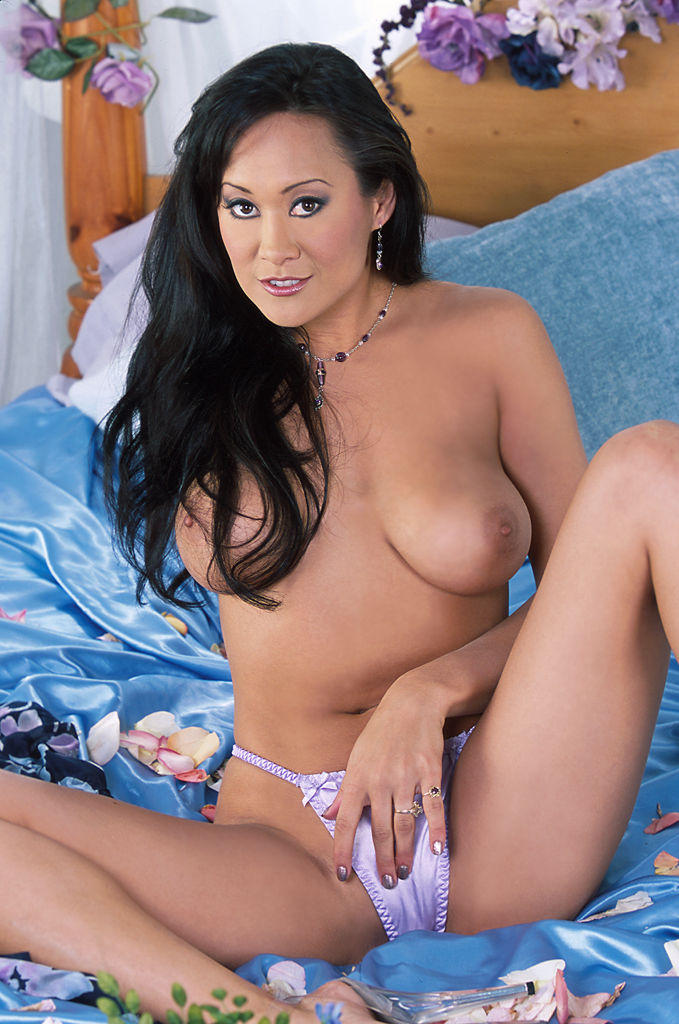 Asia carrera first anal scene - 3 1